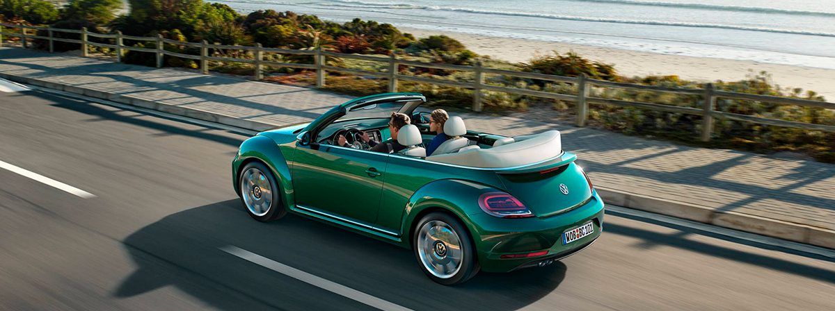 Volkswagen The Beetle Cabrio