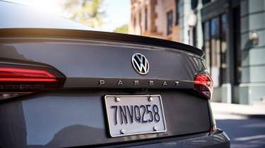Nuevo Volkswagen Passat maletero