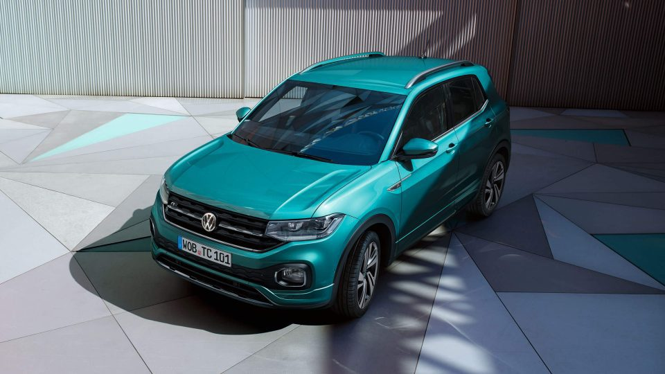 Volkswagen T-Cross 2019 Precio