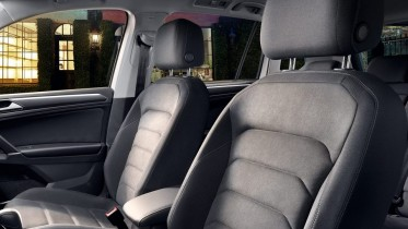 Volkswagen tiguan tapicería