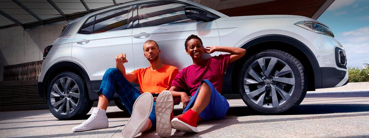 Volkswagen T-Cross foto, caracteristicas, ficha técnica